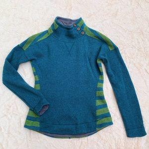 Marmot Vivian G&B Wool Women's Pullover Sweater